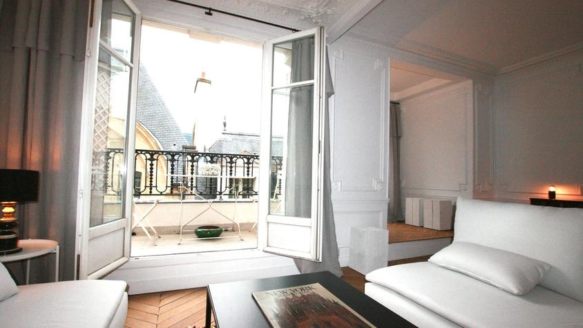 3 pièces - 80m² - 2652€ CC - Paris 6ème